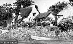 Thatch Cottage c.1965, Castle Combe