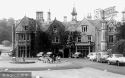 The Manor House c.1965, Castle Combe