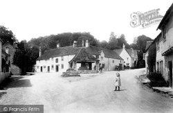 Castle Combe, The Village 1904