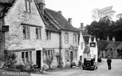 The Village c.1939, Castle Combe