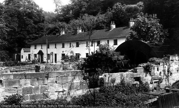 Castle Donington,King's Mill c1955,Leicestershire