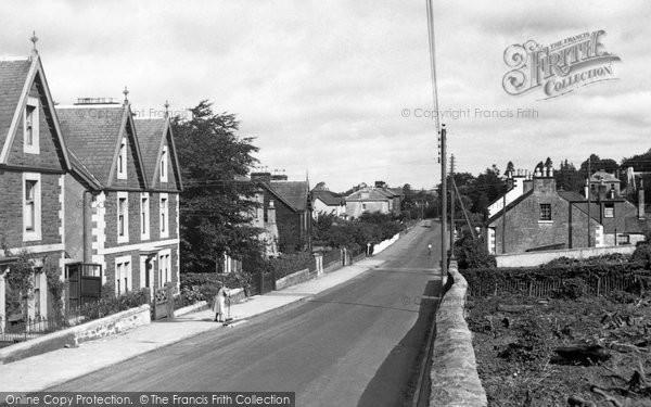 Photo of Castle Douglas, Crossmichael Street c.1955