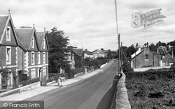 Crossmichael Street c.1955, Castle Douglas