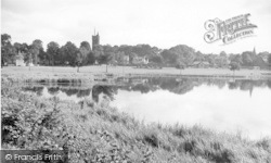 From The Loch c.1955, Castle Douglas