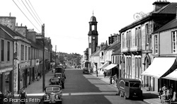 King Street c.1955, Castle Douglas