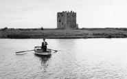 Castle Douglas, Threave Castle 1951