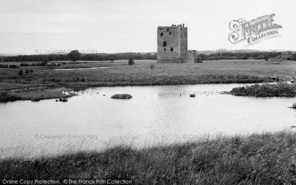 Photo of Castle Douglas, Threave Castle 1951