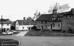 Castle Hedingham, Pye Corner c.1960