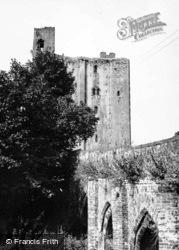 Castle Hedingham, The Castle c.1950