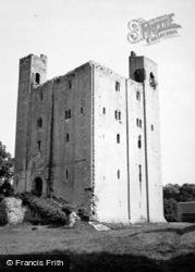 Castle Hedingham, The Castle Keep c.1950