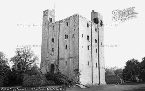 Castle Hedingham, the Keep c1960, Essex.  (Neg. C238005)  © Copyright The Francis Frith Collection 2005. http://www.francisfrith.com