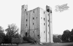 Castle Hedingham, The Castle Keep c.1960