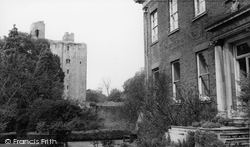 Castle Hedingham, The Keep c.1960