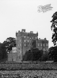 Castle Huntly, 1957