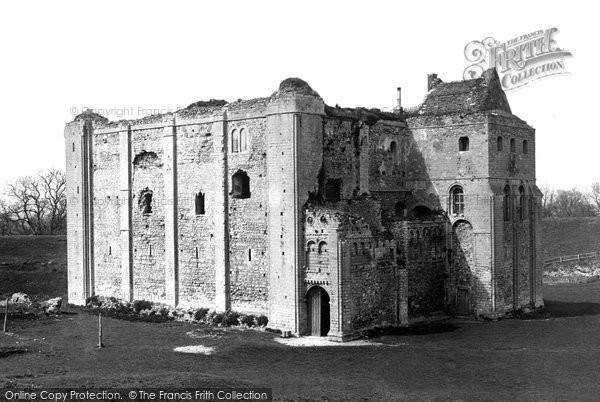 Castle Rising, 1898