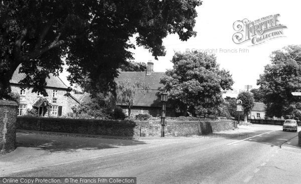 Castle Rising, Lynn Road c1955