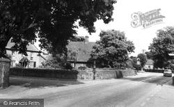 Lynn Road c.1955, Castle Rising