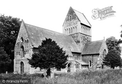 St Lawrence's Church 1908, Castle Rising