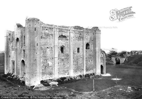 Castle Rising photo