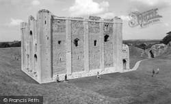 The Castle c.1965, Castle Rising