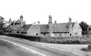 Castle Rising, Trinity Hospital c1960