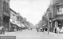Castleford, Carlton Street c.1950