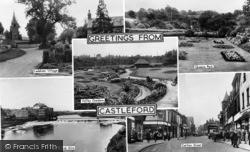 Castleford, Composite c.1955