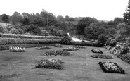 Castleford, Queens Park c1955
