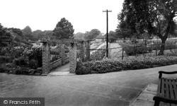 Castleford, Queens Park c.1965