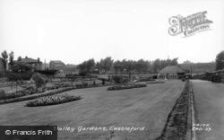 Valley Gardens c.1965, Castleford