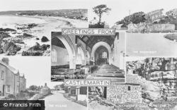 Castlemartin, Composite c.1960