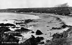 Freshwater Bay c.1955, Castlemartin