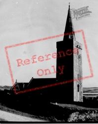 St Mary's Church, Warren c.1955, Castlemartin