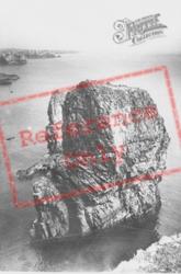 Stack Rock c.1955, Castlemartin