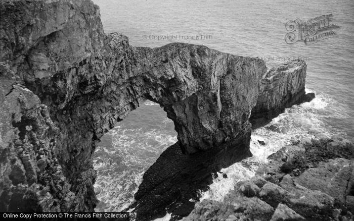 Photo of Castlemartin, Stack Rocks 1963
