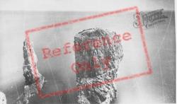 Stack Rocks c.1955, Castlemartin