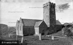 The Church c.1955, Castlemartin