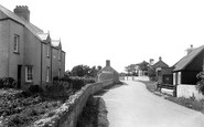 Castlemartin, the Village c1955