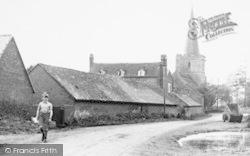 Castlemorton, Church Road c.1960