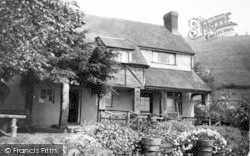 Castlemorton, Pink Cottage c.1960