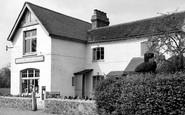 Castle Morton, Post Office c1960