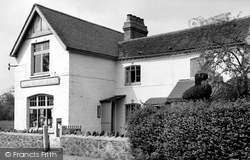 Castlemorton, Post Office c.1960