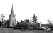 Castle Morton, Church c1960