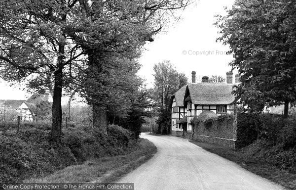 Photo of Castlemorton, The Cottage c.1960