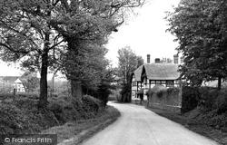 Castlemorton, The Cottage c.1960
