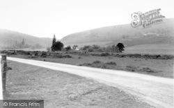 Castlemorton, The Malvern Hills c.1960