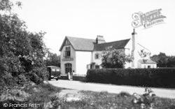 Castlemorton, The Post Office c.1960