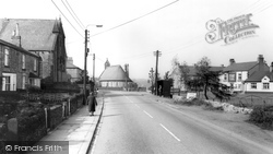 Consett Road c.1965, Castleside