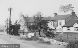 Smelters Arms, Consett Road c.1965, Castleside