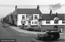 The Smelters Arms, Front Street 1967, Castleside
